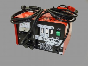 Prostownik IDEAL SPRINT 400 12/24V 30A